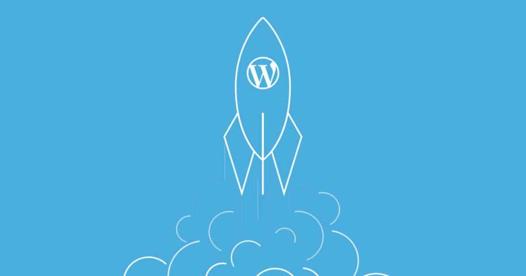 Sitio web rápido