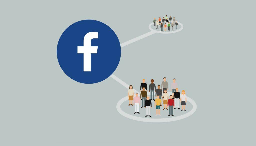 Uso de un grupo en Facebook Bilbao