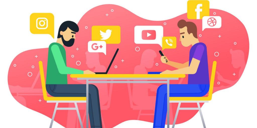 Posicionamiento web Bilbao con redes sociales