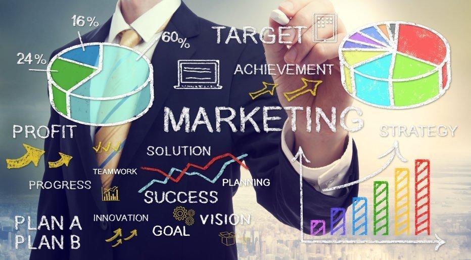 Marketing digital en 4 pasos